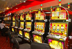 Slot Machines Time For Casino Slots